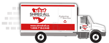 Shred All Mobile On-Site Document Shredding Truck
