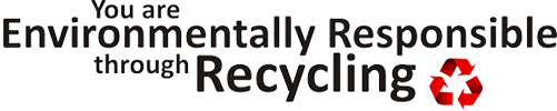 Shred-All Ensures You Are Environmentally Responsible Through Recycling